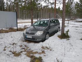 Toyota Corolla 1.6 -02 korjattavaksi, Autot, Nurmes, Tori.fi