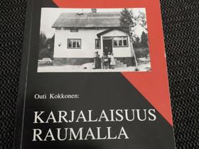 Karjalaisuus Raumalla, Muut kirjat ja lehdet, Kirjat ja lehdet, Rauma, Tori.fi