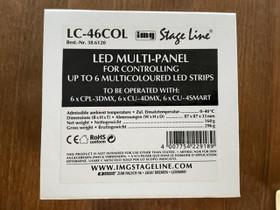 Img stageline LC-46COL led-multipanel, Muu musiikki ja soittimet, Musiikki ja soittimet, Kokkola, Tori.fi