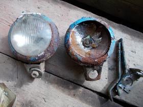 Lamput 2 kpl, Muut koneet ja tarvikkeet, Työkoneet ja kalusto, Vaasa, Tori.fi