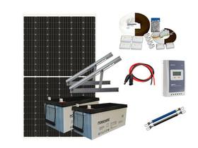 Solar 366W HC mökkijärjestelmä edullisesti, Sähkötarvikkeet, Rakennustarvikkeet ja työkalut, Vantaa, Tori.fi