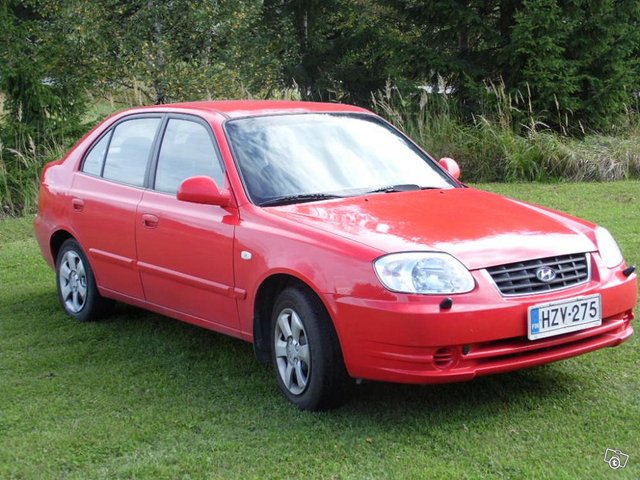 Hyundai Accent 1,6 2004 2
