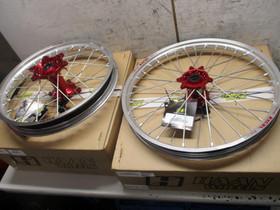 Haan wheels vannesarja Honda CR / CRF 21/19, Moottoripyörän varaosat ja tarvikkeet, Mototarvikkeet ja varaosat, Helsinki, Tori.fi