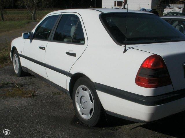 MB C W202 200 Dsl vm.1992