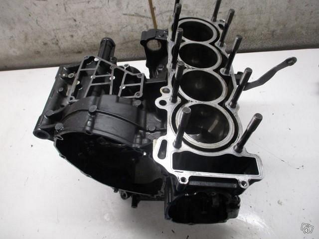 Yamaha R6 R 2007 osia