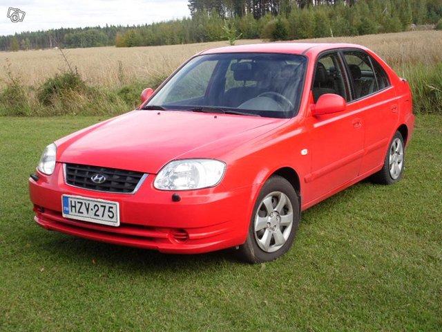 Hyundai Accent 1,6 2004