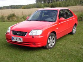 Hyundai Accent 1,6 2004, Autot, Salo, Tori.fi