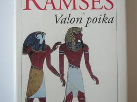Christian Jacq Ramses valon poika, Imatra/posti, Kaunokirjallisuus, Kirjat ja lehdet, Imatra, Tori.fi