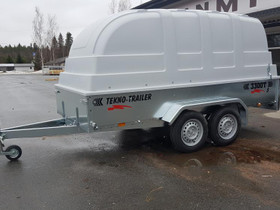 Tekno-Trailer 3300T-S peräkärry, Peräkärryt ja trailerit, Auton varaosat ja tarvikkeet, Kauhava, Tori.fi