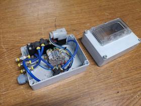 Sähköohjattu venttiili Rexroth 581-111-000-0, Työkalut, tikkaat ja laitteet, Rakennustarvikkeet ja työkalut, Luumäki, Tori.fi