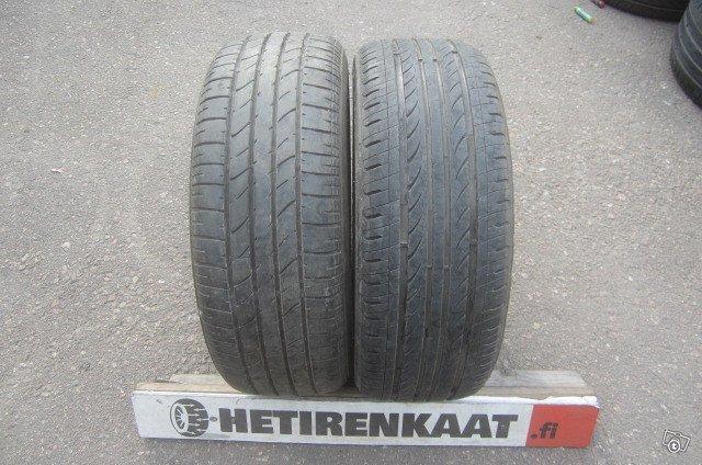 "195/55 R15"" käytetty rengas BRIDGESTONE/GT RADIAL"