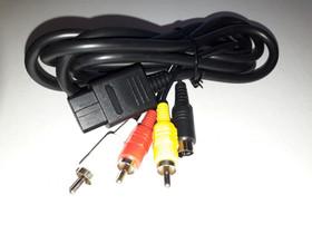 Nintendo64 SNES/Gamecube Svideo Komposiittikaapeli, Pelikonsolit ja pelaaminen, Viihde-elektroniikka, Lappeenranta, Tori.fi