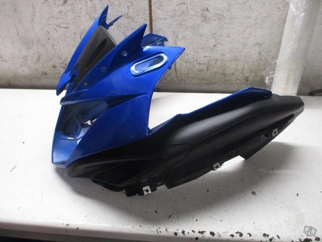 Yamaha FZ 6 R 2009 etukate