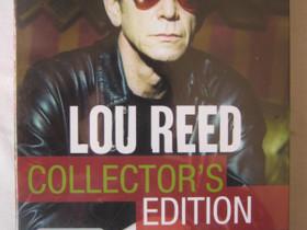 Lou Reed -kahden dvd:n boxi, uusi, Imatra/posti, Musiikki CD, DVD ja äänitteet, Musiikki ja soittimet, Imatra, Tori.fi