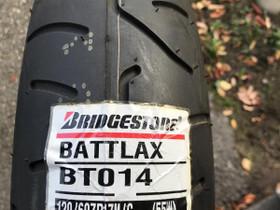 Bridgestone Battlax BTO14 120/60-17, Renkaat, Mototarvikkeet ja varaosat, Alavus, Tori.fi