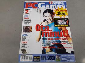 Incite PC Games tietokonepelilehti Nro:1 (1999), Lehdet, Kirjat ja lehdet, Jyväskylä, Tori.fi