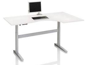 Työpöytä, Sähköpöytä, Economy, L-malli, Liikkeille ja yrityksille, Raisio, Tori.fi