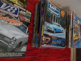 V8 magazine, Lehdet, Kirjat ja lehdet, Tampere, Tori.fi