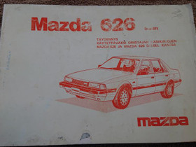 MAZDA 626 (face-lift) - täydennys osa, käsikirja, Lisävarusteet ja autotarvikkeet, Auton varaosat ja tarvikkeet, Loppi, Tori.fi