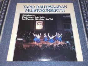Tapio Rautavaaran muistokonsertti, Musiikki CD, DVD ja äänitteet, Musiikki ja soittimet, Loppi, Tori.fi
