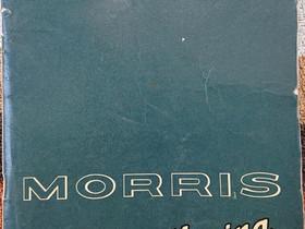 MORRIS Marina 1-3 & 1-8 - Omistajan käsikirja, Lisävarusteet ja autotarvikkeet, Auton varaosat ja tarvikkeet, Loppi, Tori.fi