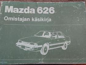 MAZDA 626 - Omistajan käsikirja (vihreä), Lisävarusteet ja autotarvikkeet, Auton varaosat ja tarvikkeet, Loppi, Tori.fi
