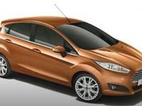 Ford Fiesta 252 Eur / VKO = 36 Eur / vrk -18