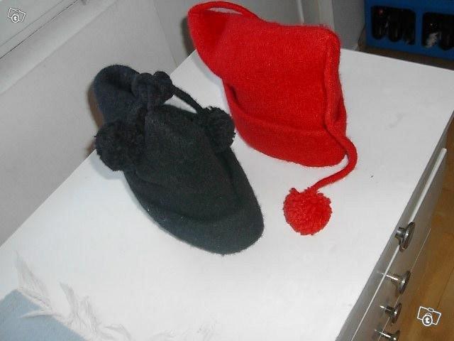 Uusia huovitettuja hattuja