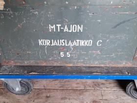 Ajoneuvon korjaus Laatikosto isokokoinen , Autovaraosat, Auton varaosat ja tarvikkeet, Kuusamo, Tori.fi