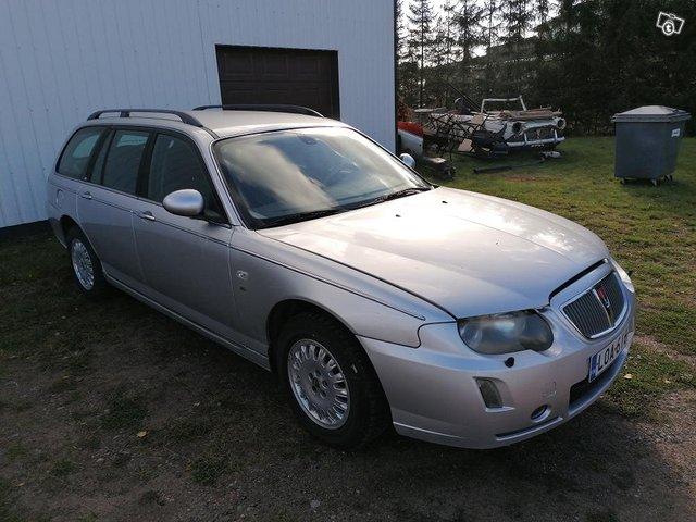 Rover 75 farkku 2,5 litre V6 2
