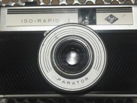 Agfa Iso-Rapid 1+ suojakotelo, Kamerat, Kamerat ja valokuvaus, Joensuu, Tori.fi