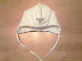 Tutta valkoinen vauvan hattu koko 44cm, Lastenvaatteet ja kengät, Jyväskylä, Tori.fi