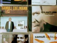 CD: Tauski, Sillanpää, Edelmann ja Loiri