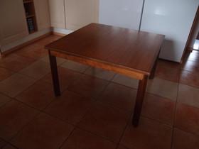 Tumma pöytä, Pöydät ja tuolit, Sisustus ja huonekalut, Kangasala, Tori.fi