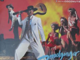 Kid Creole And The Coconuts Doppel Ganger LP, Musiikki CD, DVD ja äänitteet, Musiikki ja soittimet, Tampere, Tori.fi