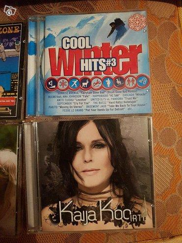 Karjalankunnailla cd kaija koo