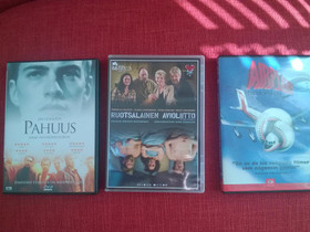 DVD Hei me lennetään, Elokuvat, Porvoo, Tori.fi