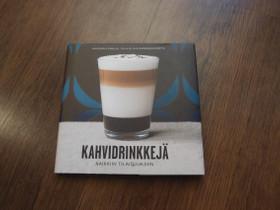 Kahvidrinkkikirja, Harrastekirjat, Kirjat ja lehdet, Tampere, Tori.fi