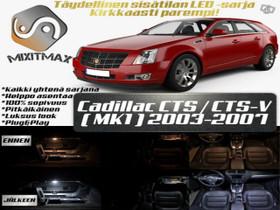 Cadillac CTS (MK1) Sisätilan LED -sarja ;x15, Lisävarusteet ja autotarvikkeet, Auton varaosat ja tarvikkeet, Tuusula, Tori.fi