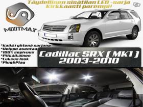 Cadillac SRX (MK1) Sisätilan LED -sarja ;x16, Lisävarusteet ja autotarvikkeet, Auton varaosat ja tarvikkeet, Tuusula, Tori.fi