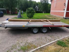 Kuljetus-traileri, Peräkärryt ja trailerit, Auton varaosat ja tarvikkeet, Kempele, Tori.fi