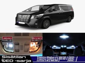 Toyota Vellfire (AH30) Sisätilan LED -sarja ;x16, Lisävarusteet ja autotarvikkeet, Auton varaosat ja tarvikkeet, Tuusula, Tori.fi