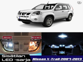 Nissan X-Trail (T31) Sisätilan LED -sarja ;x14, Lisävarusteet ja autotarvikkeet, Auton varaosat ja tarvikkeet, Tuusula, Tori.fi