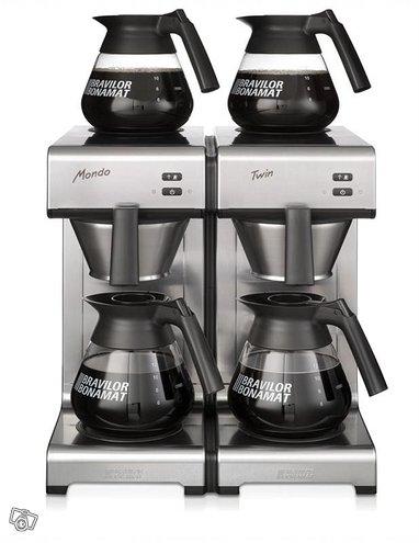 Mondo Twin kahvinkeitin (Bravilor Bonamat)