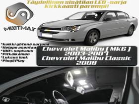 Chevrolet Malibu (MK6) Sisätilan LED -sarja ;x11, Lisävarusteet ja autotarvikkeet, Auton varaosat ja tarvikkeet, Tuusula, Tori.fi