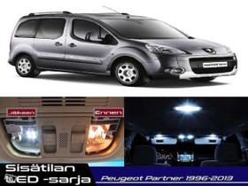Peugeot Partner Sisätilan LED -sarja ;7 -osainen, Lisävarusteet ja autotarvikkeet, Auton varaosat ja tarvikkeet, Tuusula, Tori.fi