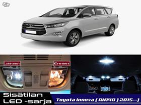 Toyota Innova (AN140) Sisätilan LED -sarja ;x12, Lisävarusteet ja autotarvikkeet, Auton varaosat ja tarvikkeet, Tuusula, Tori.fi
