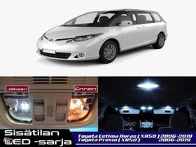 Toyota Previa (MK3) Sisätilan LED -sarja ;x14, Lisävarusteet ja autotarvikkeet, Auton varaosat ja tarvikkeet, Tuusula, Tori.fi