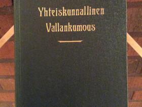 Yhteiskunnallinen vallankumous, Muut kirjat ja lehdet, Kirjat ja lehdet, Kokemäki, Tori.fi