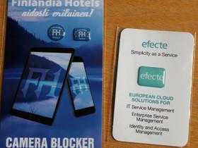 Camera blocker 3kpl, uudet, Muu tietotekniikka, Tietokoneet ja lisälaitteet, Espoo, Tori.fi